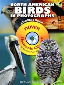 North American Birds in Photographs, Mixed media product Book