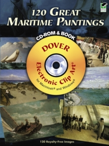 120 Great Maritime Paintings, Mixed media product Book