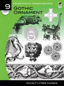 Gothic Ornament, Mixed media product Book