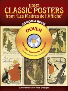 "120 Classic Posters from ""Les Maitres de l'Affiche"", Mixed media product Book"