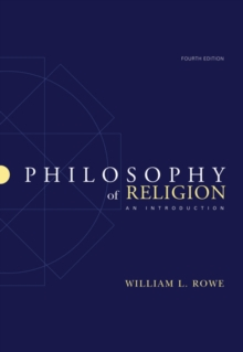 Philosophy of Religion : An Introduction, Paperback / softback Book