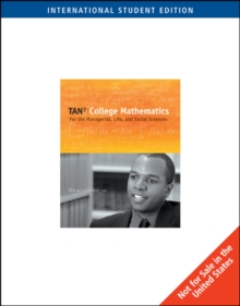College Mathematics for the Managerial, Life, and Social Sciences, International Edition, Paperback / softback Book