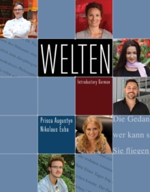 Welten : Introductory German (with iLrn (TM) Heinle Learning Center, 4 terms (24 months) Printed Access Card), Mixed media product Book