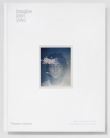Imagine John Yoko, Hardback Book