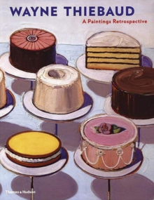 Wayne Thiebaud Paintings, Hardback Book