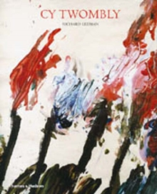 Cy Twombly : A Monograph, Hardback Book