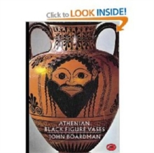 Athenian Black Figure Vases, Paperback / softback Book