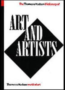 Dictionary of Art and Artists, Paperback Book