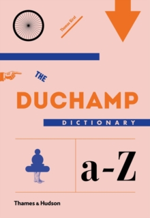 Duchamp Dictionary, Hardback Book