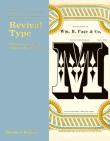 Revival Type : Digital Typefaces Inspired by the Past, Hardback Book
