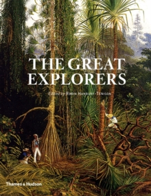 The Great Explorers, Hardback Book