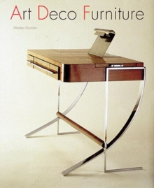 Art Deco Furniture : The French Designers, Paperback Book