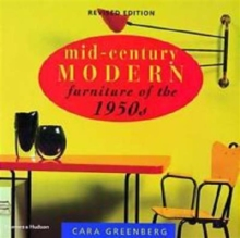 Mid-century Modern : Furniture of the 1950's, Paperback Book