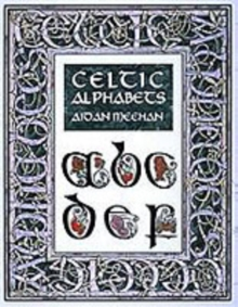 Celtic Alphabets, Paperback / softback Book