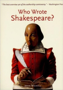 Who Wrote Shakespeare?, Paperback Book