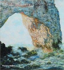 Claude Monet: The Colour of Time, Paperback / softback Book