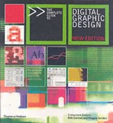 The Complete Guide to Digital Graphic Design, Paperback Book