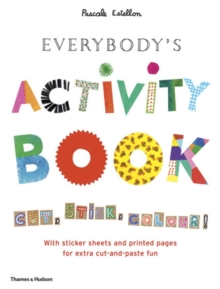 Everybody's Activity Book: Cut, Stick,Colour!, Paperback Book