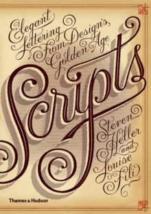Scripts : Elegant Lettering from Design's Golden Age, Paperback Book