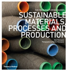 Sustainable Materials, Processes and Production, Paperback Book