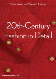 20th-Century Fashion in Detail, Paperback / softback Book