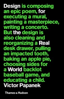 Design for the Real World, Paperback / softback Book