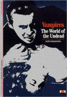 Vampires : The World of the Undead, Paperback Book