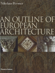 An Outline of European Architecture, Hardback Book