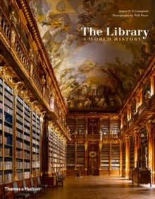 The Library : A World History, Hardback Book