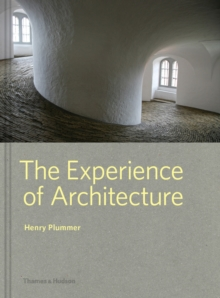 Experience of Architecture, Hardback Book