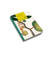 Remarkable Plants: Set of 3 A5 Notebooks, Other printed item Book