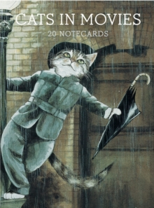 Cats in Movies: Notecards, Postcard book or pack Book