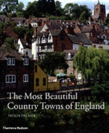 Most Beautiful Country Towns of England, Hardback Book