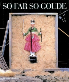 So Far So Goude, Hardback Book