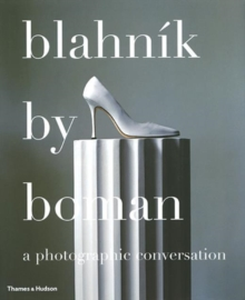 Blahnik By Boman, Hardback Book