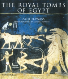 Royal Tombs of Egypt: The Art of Thebes Revealed, Hardback Book