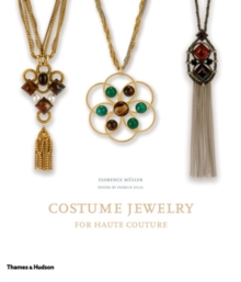 Costume Jewelry for Haute Couture, Hardback Book