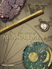 The Story of Measurement, Hardback Book