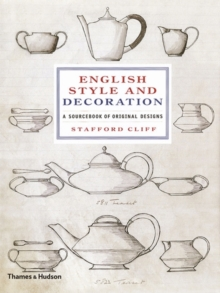 English Style and Decoration, Hardback Book