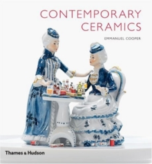Contemporary Ceramics, Hardback Book