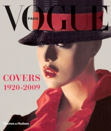 Paris Vogue : Covers 1920-2009, Hardback Book