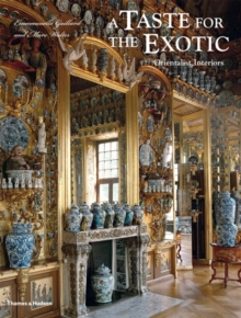 Taste for the Exotic: Orientalist Interiors, Hardback Book