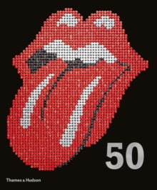 The Rolling Stones 50, Hardback Book