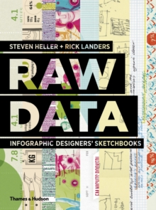 Raw Data: Infographic Designers' Sketchbooks, Hardback Book