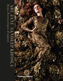 India Fantastique : Fashion, Hardback Book