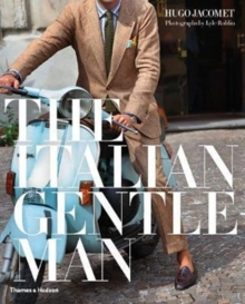The Italian Gentleman, Hardback Book