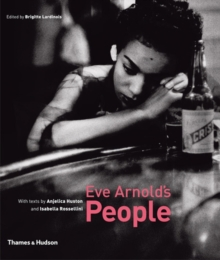 Eve Arnold's People, Hardback Book
