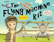 Flying Machine Kit, Hardback Book