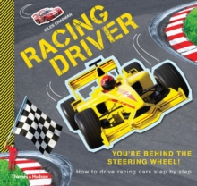 Racing Driver : How to Drive Racing Cars Step by Step, Paperback / softback Book