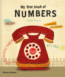 My First Book of Numbers, Paperback Book